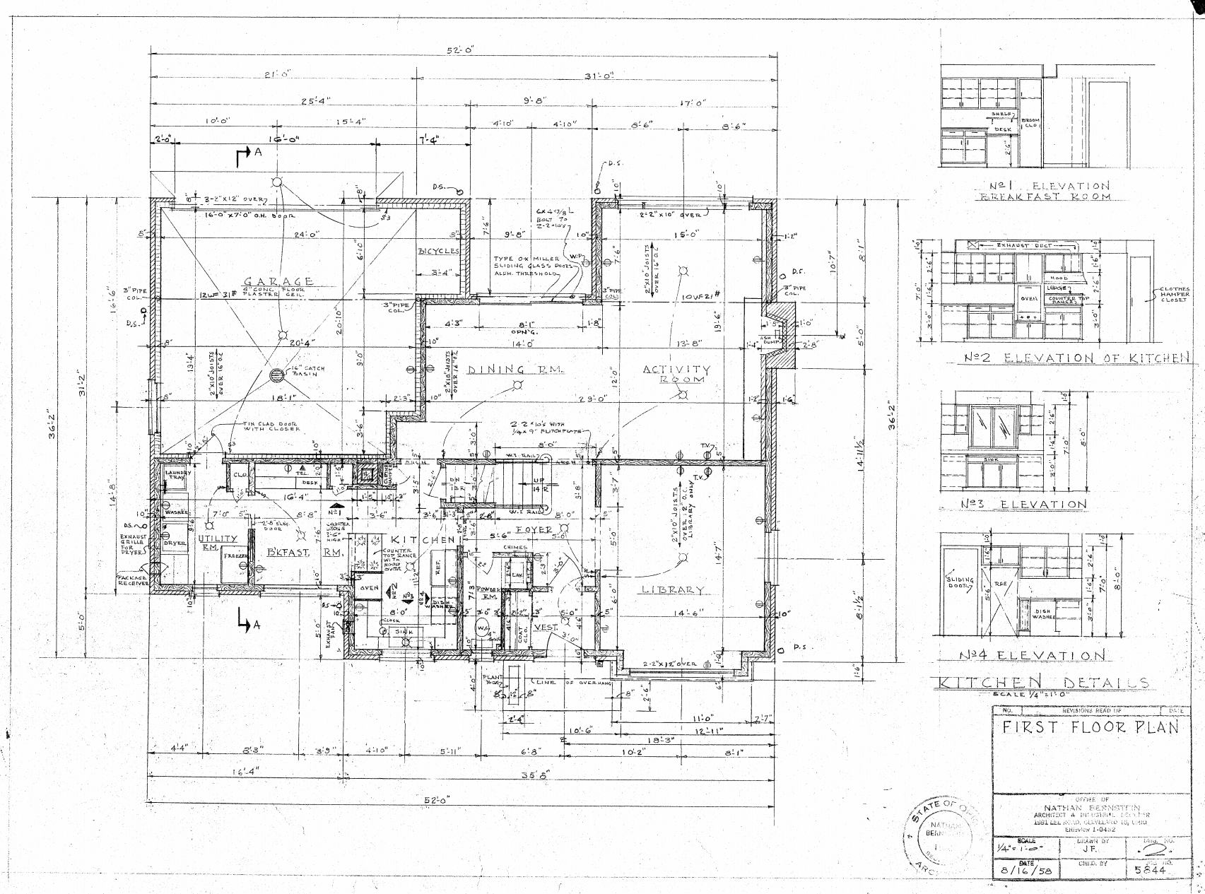 Construction Documents Example
